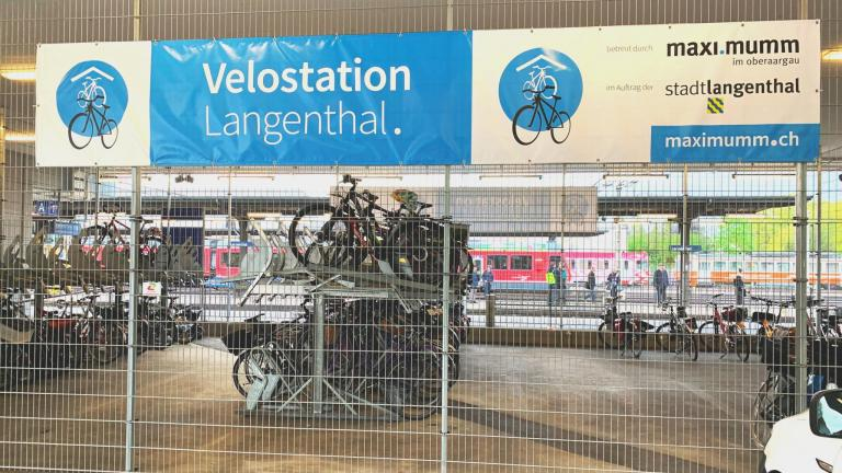 Velostation Mai 19